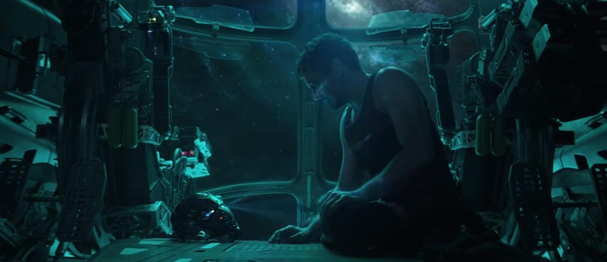 NASA responds to Avengers call to rescue stranded Tony Stark