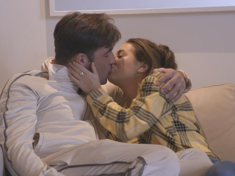 Jack Fincham and Dani Dyer look more loved up than ever in first pictures from Life After Love Island