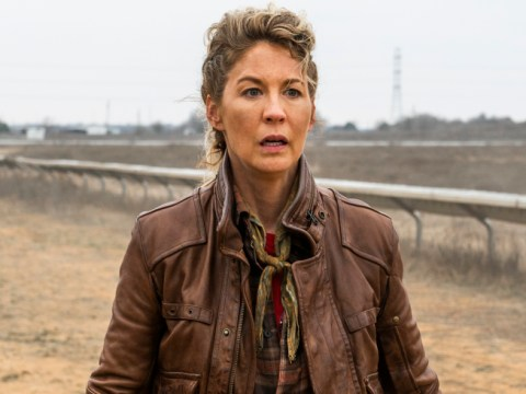 Fear The Walking Dead star wants The Walking Dead crossover so 'a woman can sort Negan out'
