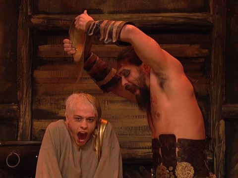 Game of Thrones' Khal Drogo revived by Jason Momoa for SNL sketch