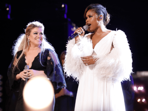Jennifer Hudson and Kelly Clarkson singing O, Holy Night is the most beautiful thing you'll hear this Christmas