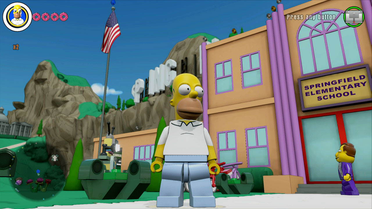 Lego Dimensions - should they do a standalone Simpsons game?