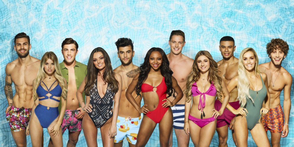 The cast of Love Island 2018