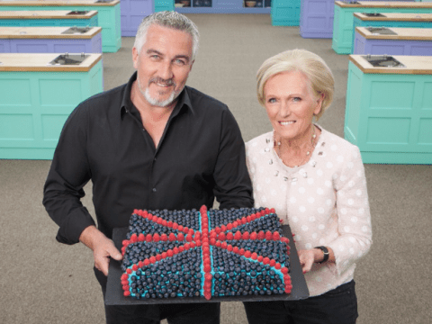 Great British Bake Off's Mary Berry 'snubs Paul Hollywood of photograph over ex-wife Alexandra'