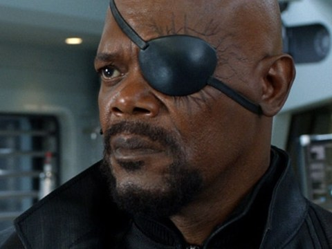 Nick Fury and Captain Marvel may cause a major Winter Soldier plot hole