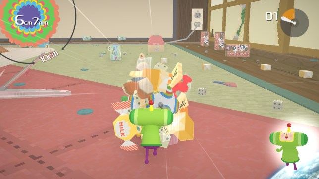 Katamari Damacy REROLL (NS) - available again for the first time