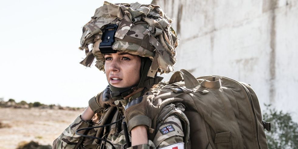 Our Girl ordered for brand new series with Michelle Keegan returning as Corporal Georgie Lane