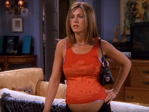 Rachel Green was pregnant with Emma for 12 months in Friends so make of that what you will