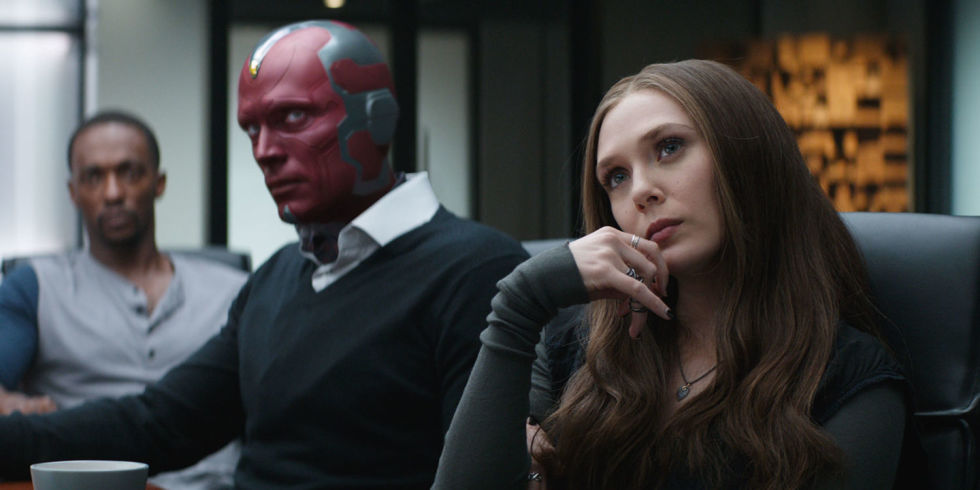 Scarlet Witch TV series will feature The Vision – release date and title 'revealed'