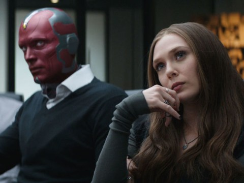 Captain Marvel writer is penning Vision and Scarlet Witch's TV show and now we're intrigued