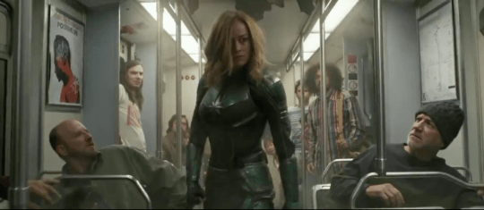 Captain Marvel release date UK, trailer and cast in Brie Larson film
