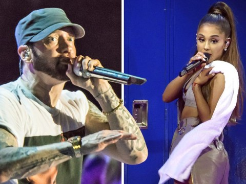 Eminem freestyles about Ariana Grande and Manchester Arena attack in 11-minute rap Kick Off