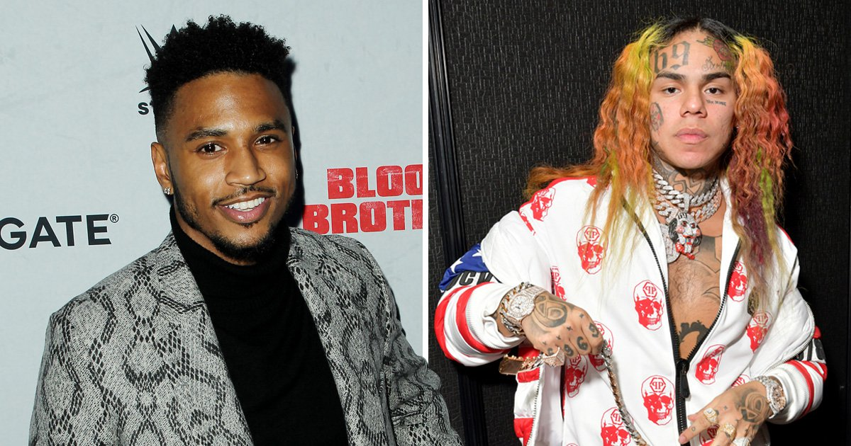 Trey Songz believes Tekashi69 is a 'great kid who has been misled' as rapper awaits trial behind bars
