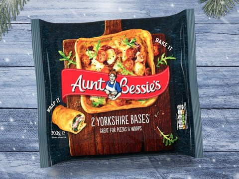 You can create Yorkshire pudding wraps or pizzas at home thanks to Aunt Bessie's