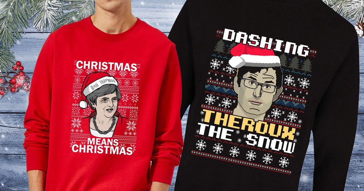 Best quirky christmas jumpers