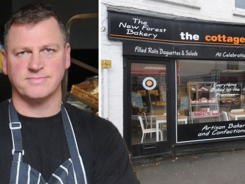Baker claims police told him to investigate burglary himself