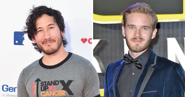 Has Markiplier saved PewDiePie?