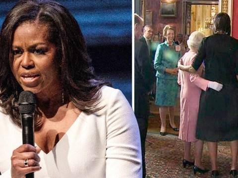 Queen told Michelle Obama royal protocol was 'rubbish'