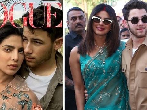 Priyanka Chopra and Nick Jonas are passionately in love in dreamy Vogue shoot before wedding