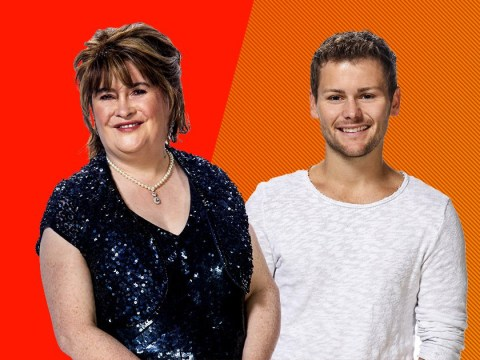 America's Got Talent: The Champions sees YouTuber Drew Lynch return to compete against Susan Boyle