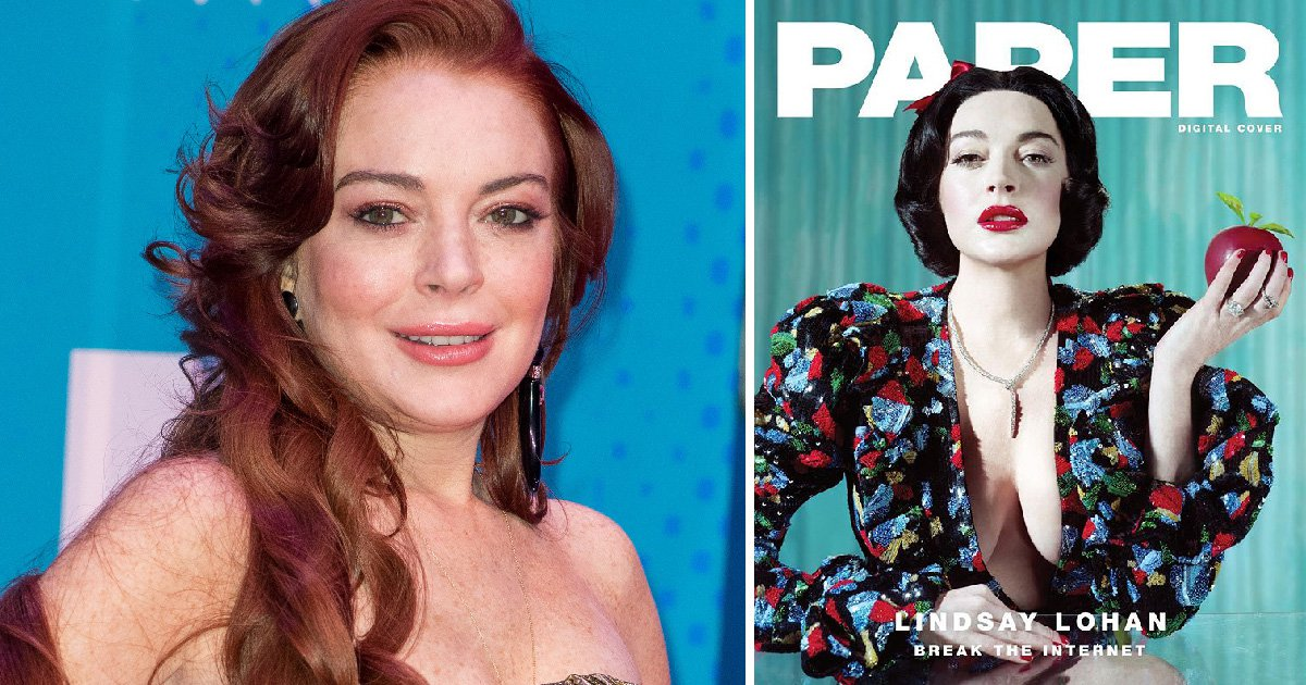 Lindsay Lohan addresses live footage of clash with 'Syrian refugee family': 'I read the situation wrong'