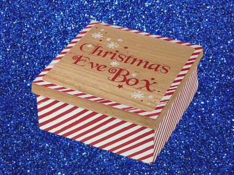 What is a Christmas Eve box and how do I make one?