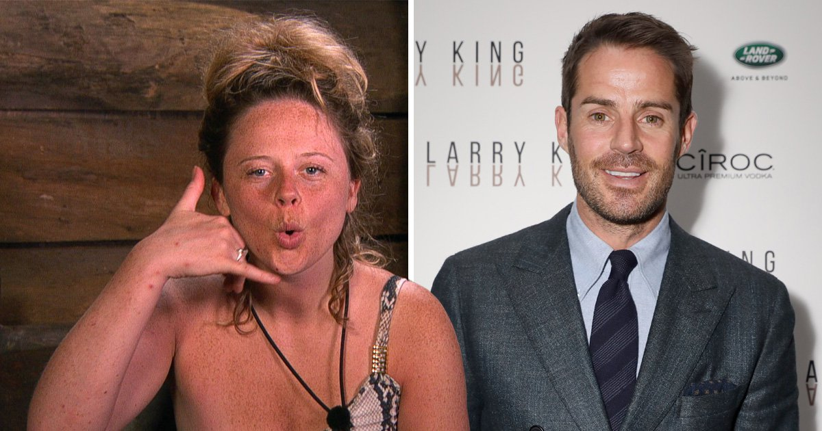 I'm A Celeb's Emily Atack wants to marry Harry Redknapp's son Jamie and it's highly relatable