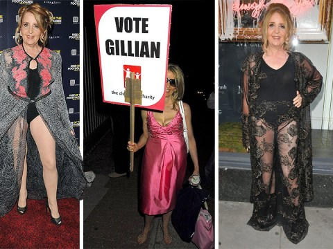 Gillian McKeith defends wearing that extra AF see-through dress: 'I'm confident in my own skin'