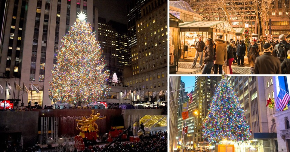 Christmas In New York.The Best Reasons To Spend Christmas In New York City Metro