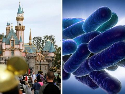 Disneyland cooling tower that sprays people with water 'caused disease outbreak'