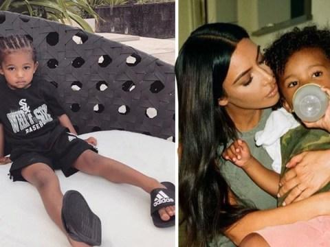 The Kardashians celebrate Saint West's third birthday and it's cuteness overload