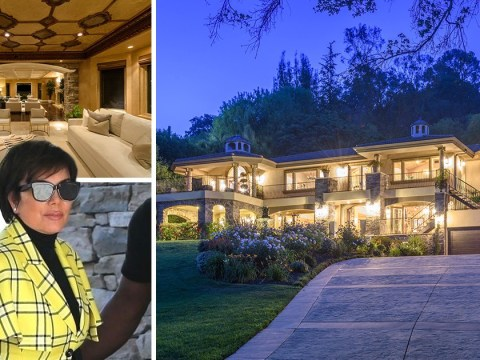 After 10 years on the market Kris Jenner's fake house from KUWTK finally sells for half its original asking price