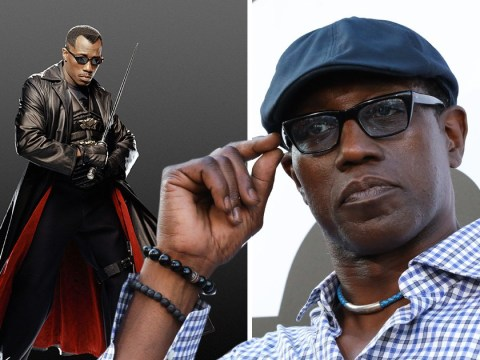 Wesley Snipes wants a Blade remake but says it's down to Marvel: 'My teeth are still sharp'