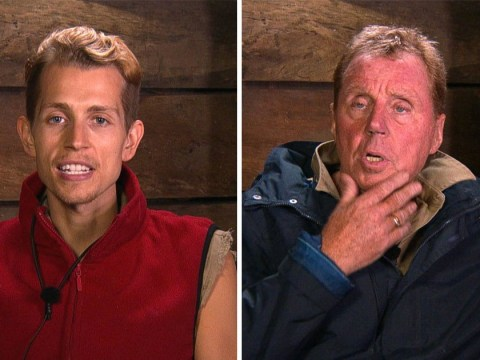 I'm A Celebrity's James McVey sharing his food with Harry Redknapp is the heartwarming Christmas tale we all need to hear