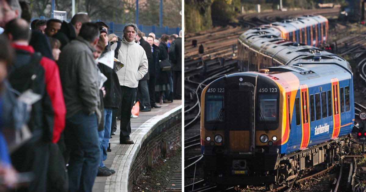 One in seven trains arrive at least five minutes late