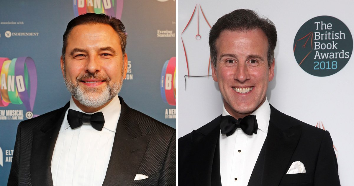 David Walliams is serious about Strictly Come Dancing and wants to 'get close' to Anton Du Beke