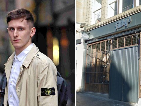 Student refused entry to club 'because he was wearing a Stone Island jacket'