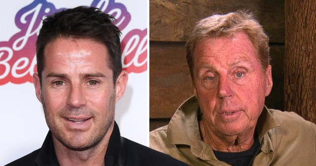 Jamie Redknapp turned down I'm A Celebrity stint after dad Harry won show