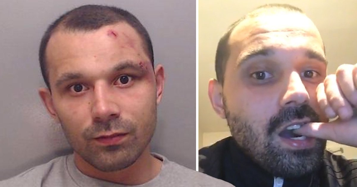 Fugitive apologises after police raid pregnant woman's house while hunting him