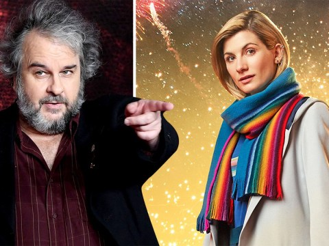 Lord of the Rings director Peter Jackson wants to direct Doctor Who and we need to make this happen