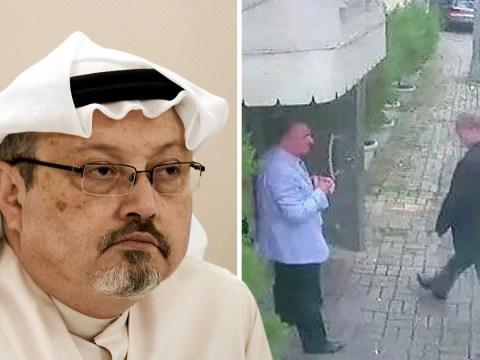 Jamal Khashoggi's last moments 'caught on tape at Saudi Embassy'
