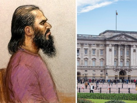 Terror suspect 'sketched posters of 9/11 and police being shot' in prison