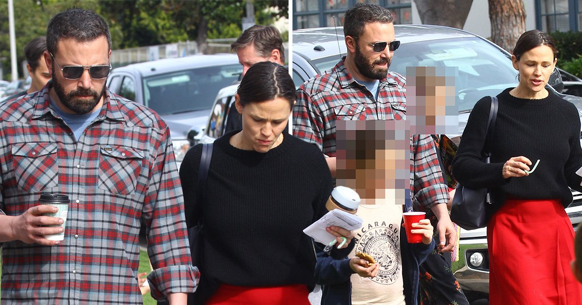 Jennifer Garner heads to church with Ben Affleck after 'cooling romance' with boyfriend John Miller