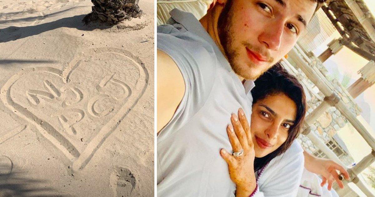 Priyanka Chopra and Nick Jonas boast of 'marital bliss' with cuddly honeymoon selfie