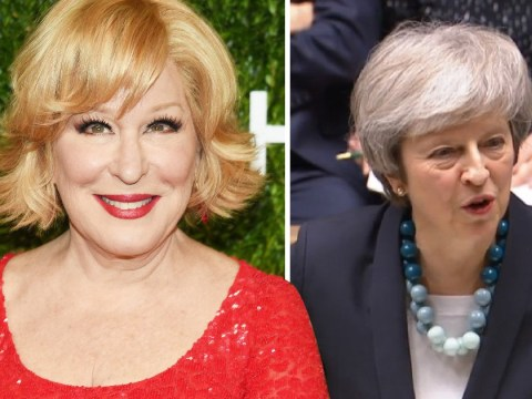 Bette Midler doesn't understand Brexit as she compares UK's 's**tshow' to Trump's political drama