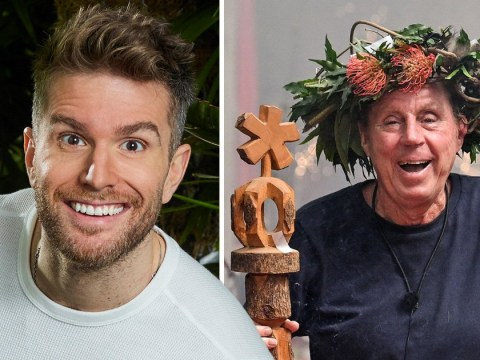 I'm A Celebrity: Joel Dommett thinks 'it's harder for old people to win' as Harry Redknapp is crowned jungle king