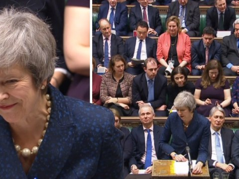 Theresa May strongly odds-on to win vote of no confidence