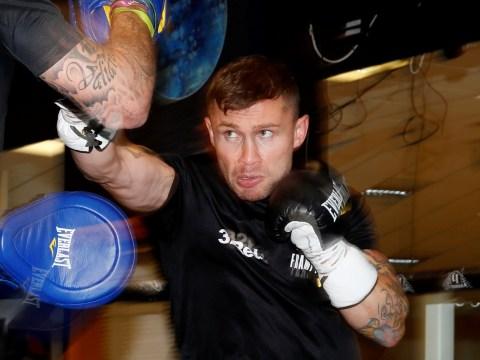 Carl Frampton fight diary: Josh Warrington trying to hide his arrogance
