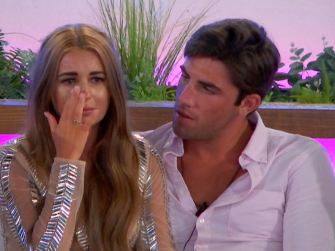 Love Island's Dani Dyer and Jack Fincham set for awkward reunion as they host National Television Awards 2019?