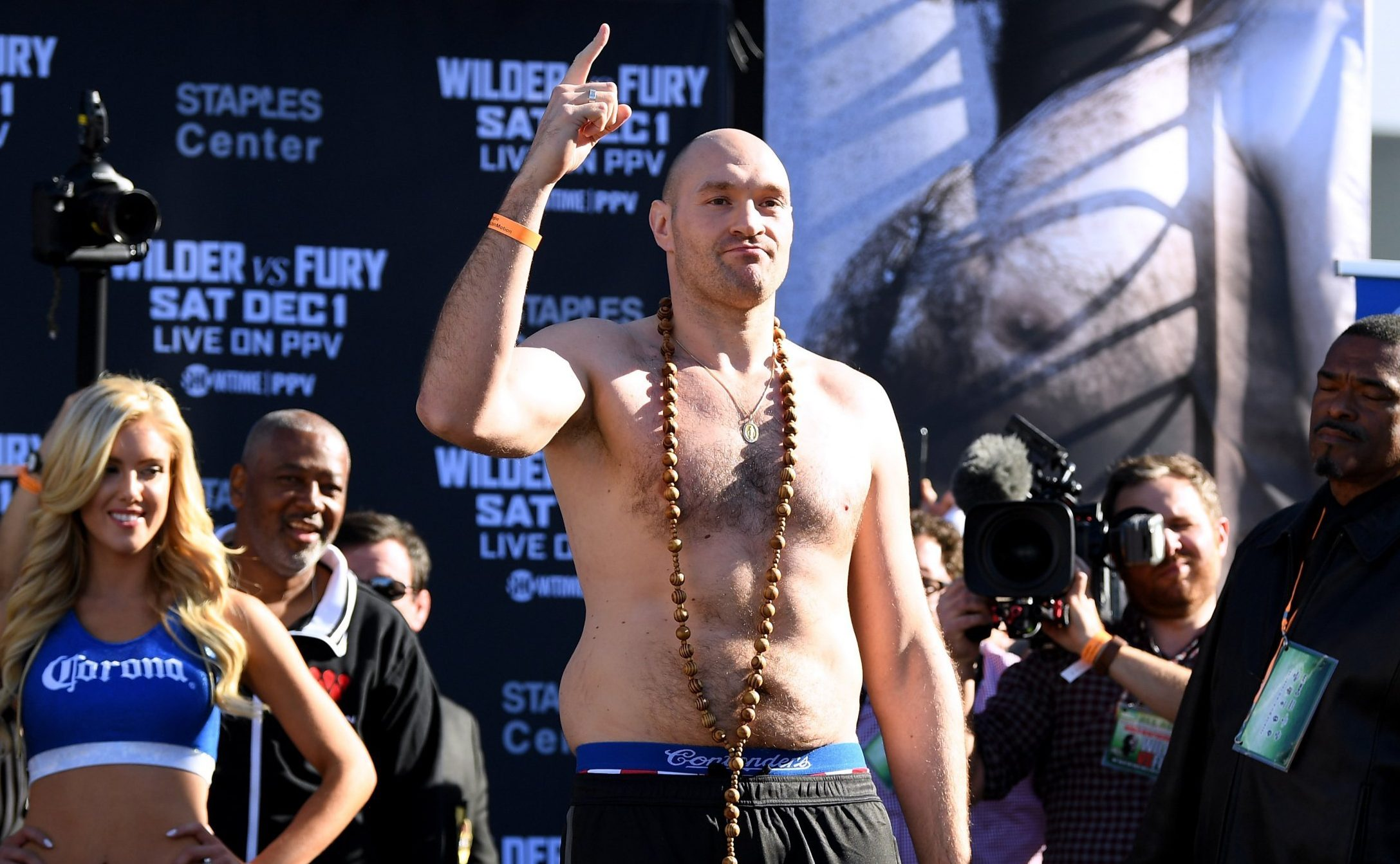 Frank Warren: Tyson Fury can emulate comebacks of George Foreman & Muhammad Ali by beating Deontay Wilder